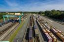 Containerterminal DUK Bahn II