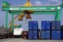 Containerterminal DUK Bahn