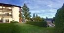 Terrasse mit Gemeinschaftsgarten