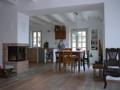 gemütlicher Wohn- Küchenbereich