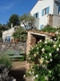 gemauertes Gartenhäuschen