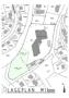Lageplan des Grundstücks