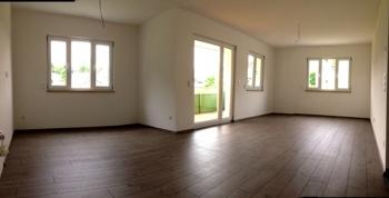 Erstbezug einer Neubau-Wohnung