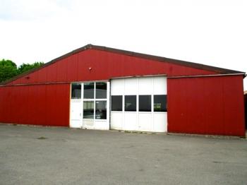 720 qm Lagerhalle in Horstmar