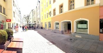 Ladengeschäft Fußgängerzone
