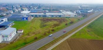 10.000 m² Grundstück im Gewerbegebiet von Denzlingen