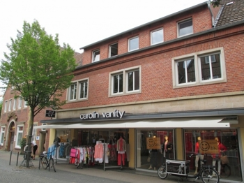 Einkaufspassage in Steinfurt