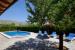 Pool und Außenbereich