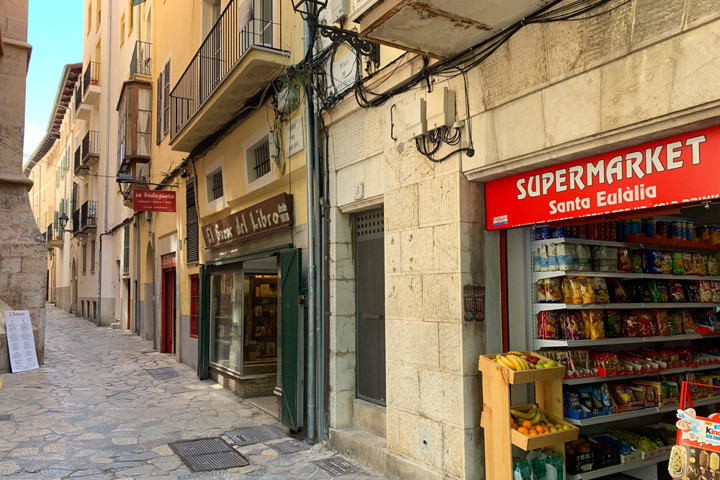 Investment Townhouse Old Town Palma