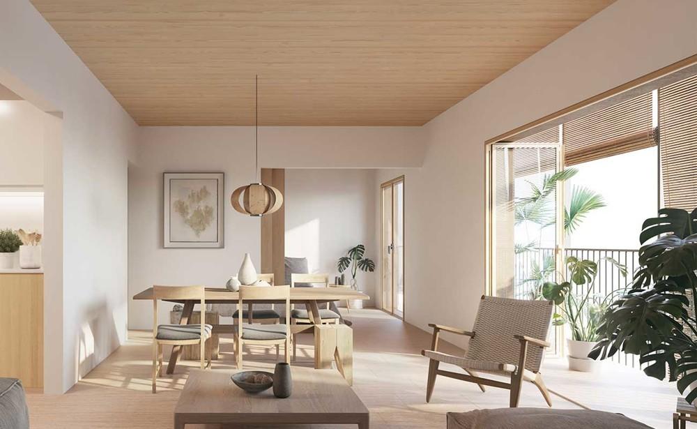 Apartment Embat_1st passive apartment house in Palma City