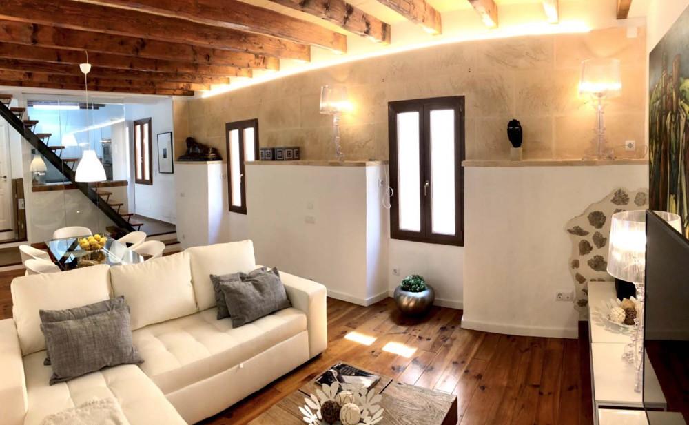 Long term rental Soller village