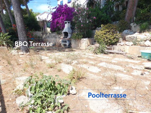 Pool & BBQ Terrasse