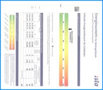 Energieausweis Foto