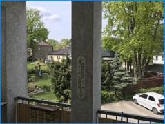 Balkonsicht
