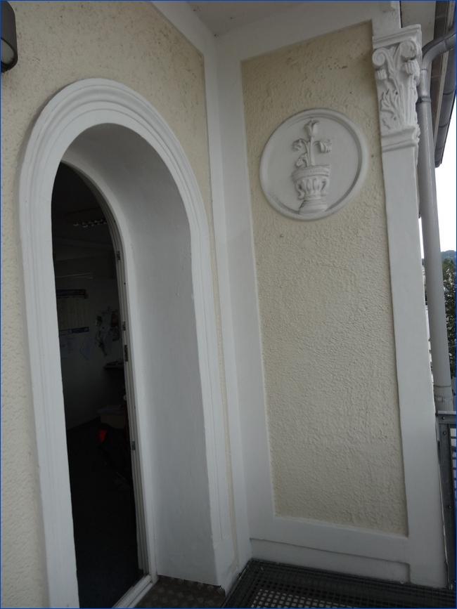 2. OG Balkon Eingang
