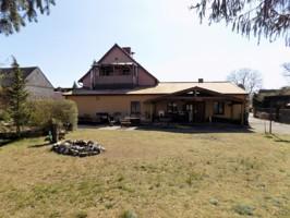 Wohn- u. Geschäftshaus in Luckow