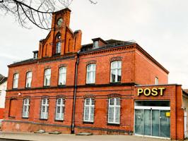 1 Postgebäude Altentreptow