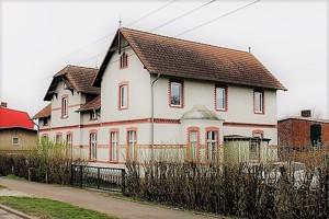gepflegtes Mehrfamilienhaus