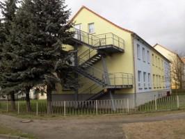 ehemalige Kita in Rosenow