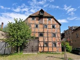 historischer Speicher in Dömitz