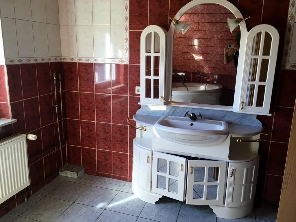 Badezimmer im DG 1