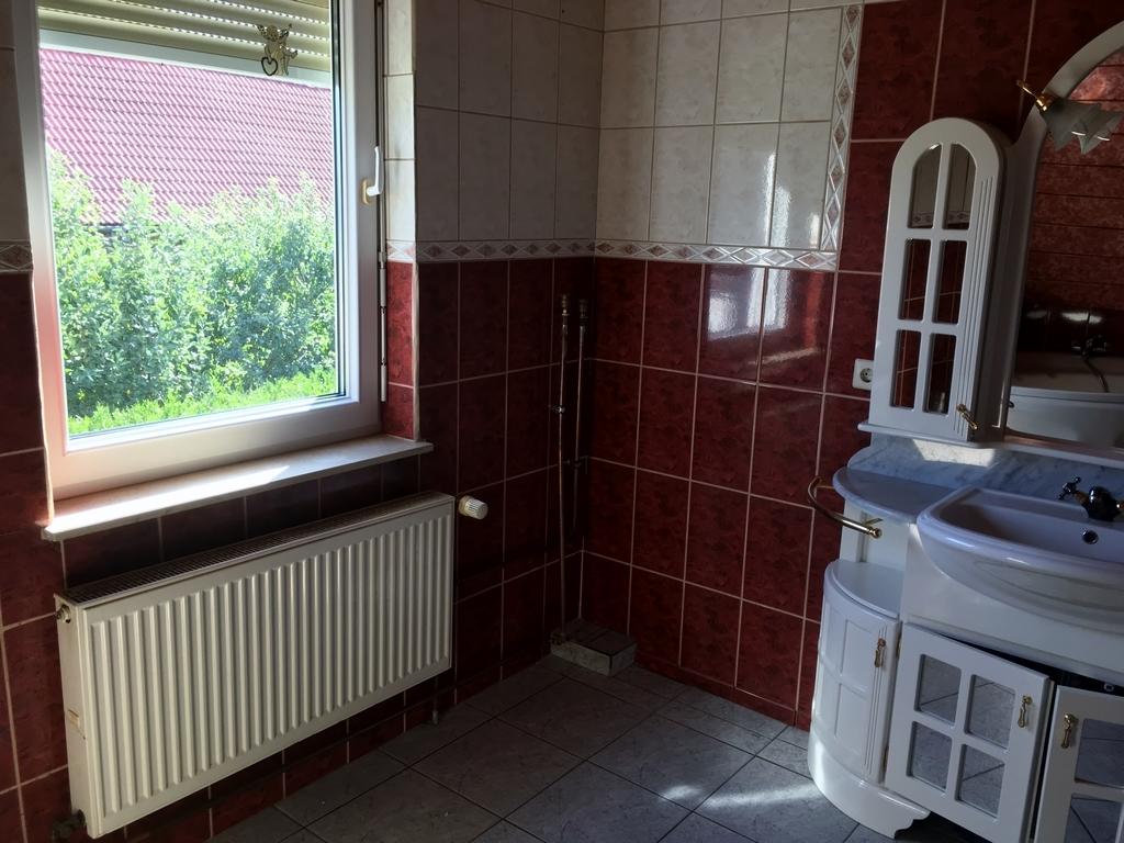 Badezimmer im DG 3