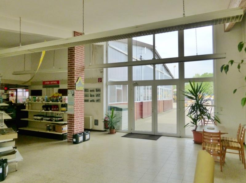 Verkaufsraum/Ausstellung