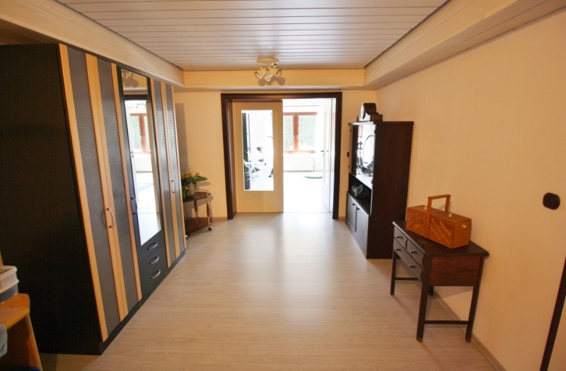 kleines Zimmer im Souterrain