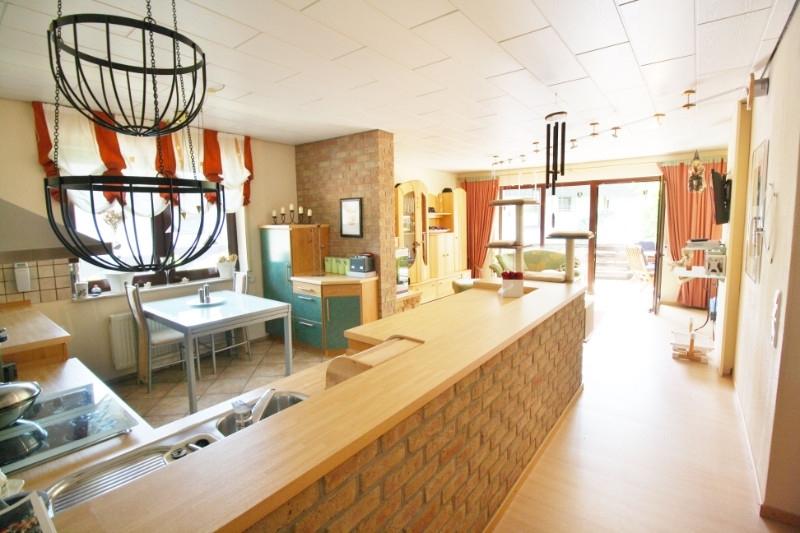 Wohn-/Ess-/Küchenbereich Einliegerwohnung