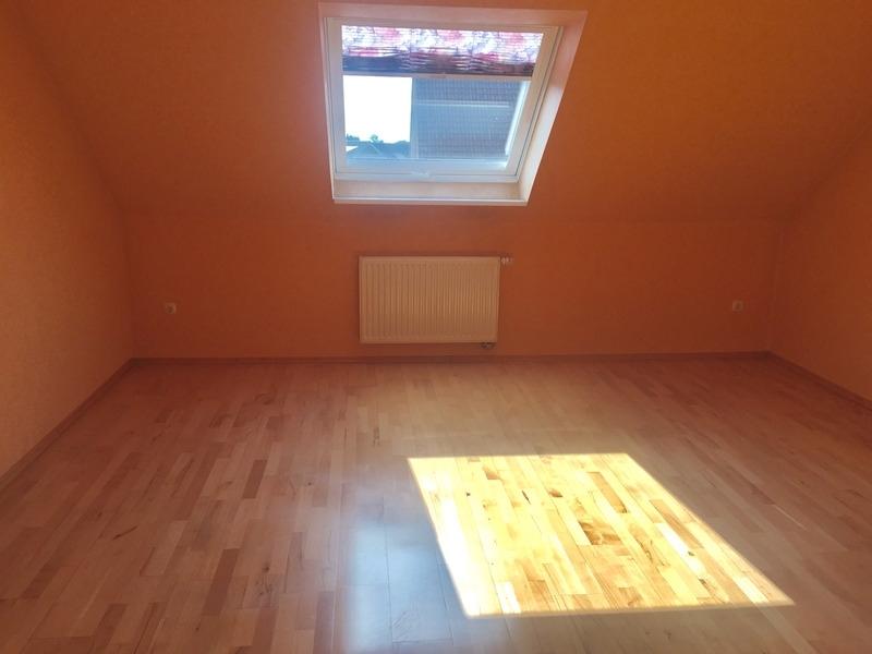 Dachgeschoss als Kinderzimmer