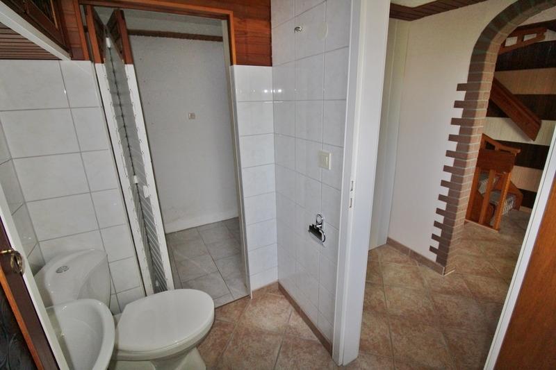 Gäste-WC...