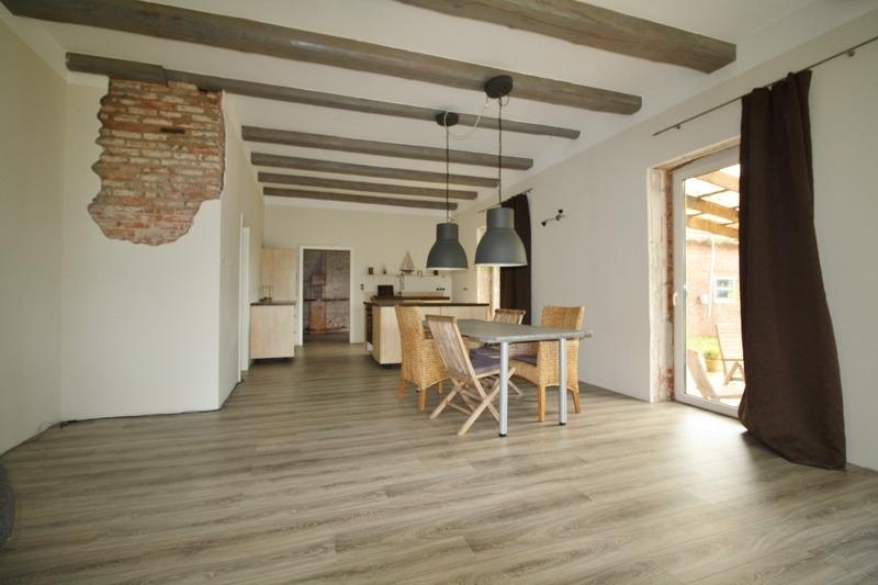 Wohnung 1 Kochen/Essen/Wohnen