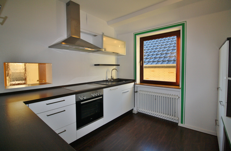 WE1 Küche Obergeschoss