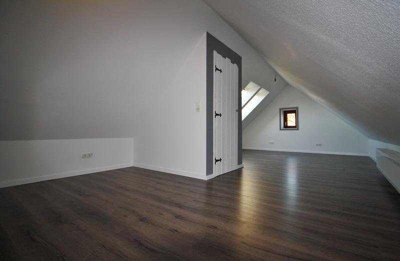 WE1 ausgebauter Dachboden
