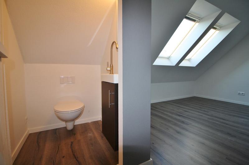 WE1 Dachboden/ WC