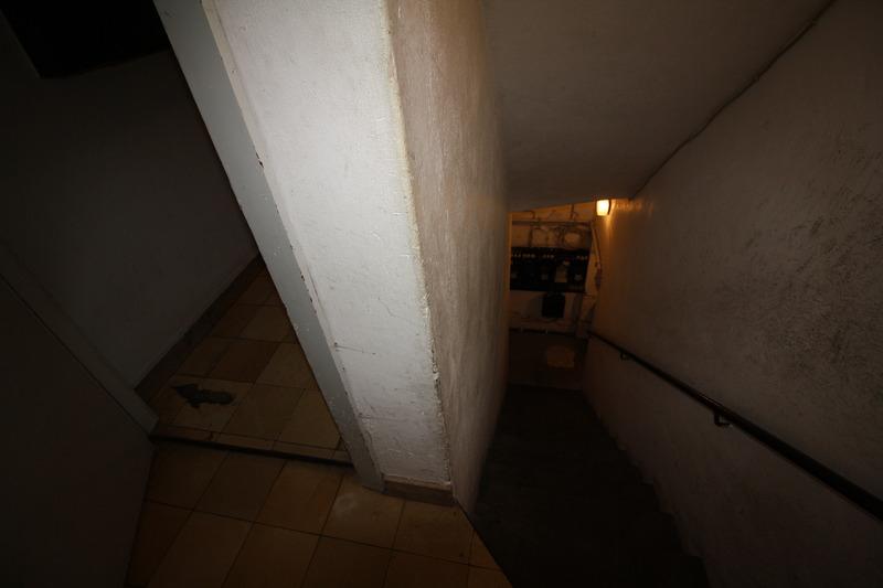 Kellerabgang Haus 1