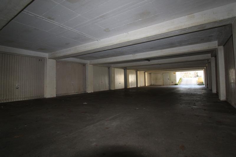 Garage (kann zusätzlich erworben werden)