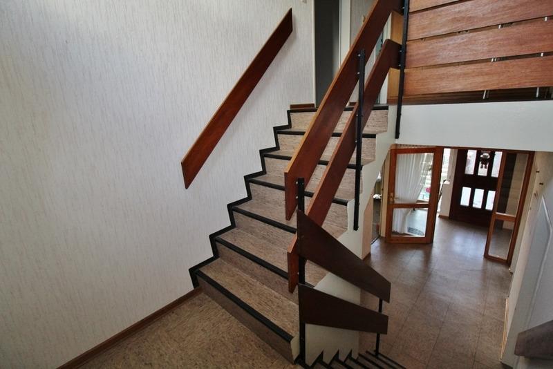 Treppe...