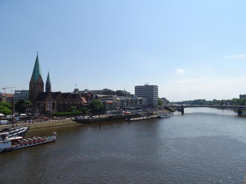 ...entlang der Weser