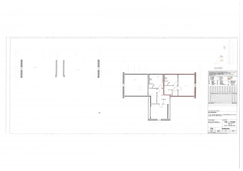 Grundriss Dachgeschoss gesamt
