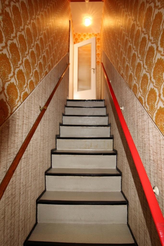 Treppe in den Keller