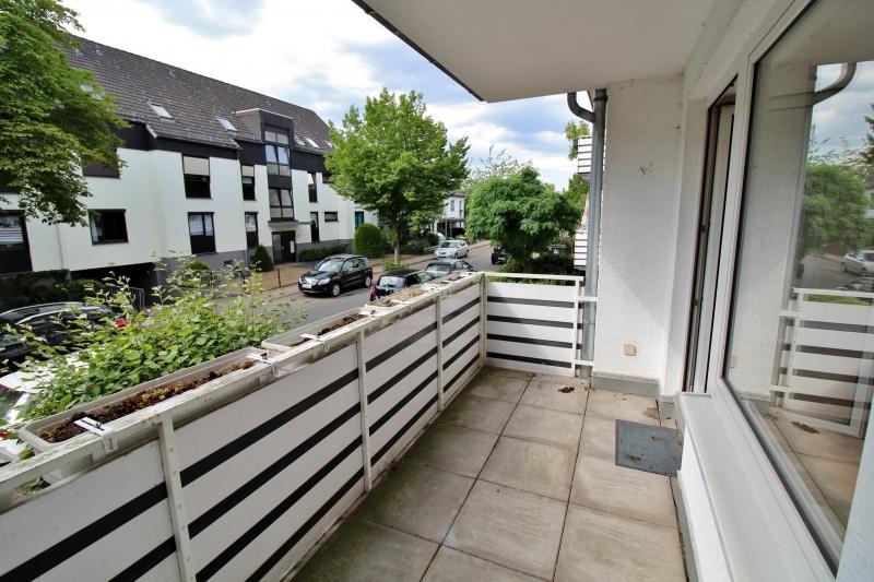 Balkon klein