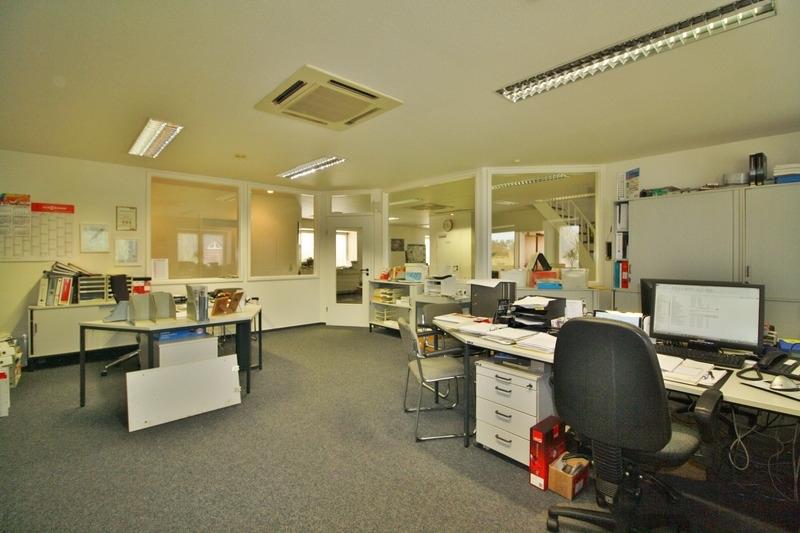 Großraumbüro 2