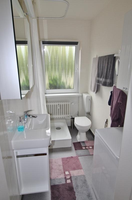 Badezimmer im Erdgeschoss      dgeschoss