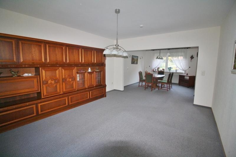 Wohnzimmer- und