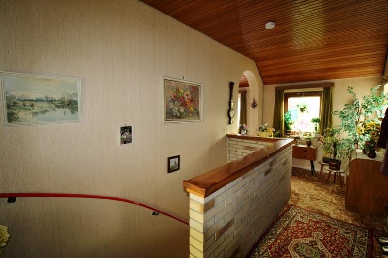 Flur - Vorderes  Haus