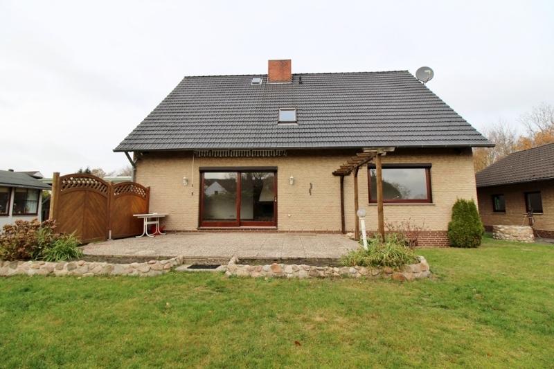 Terrasse - Hinteres Haus