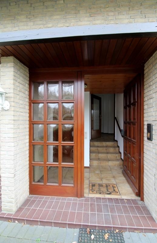 Herzlich Willkommen - Hinteres Haus