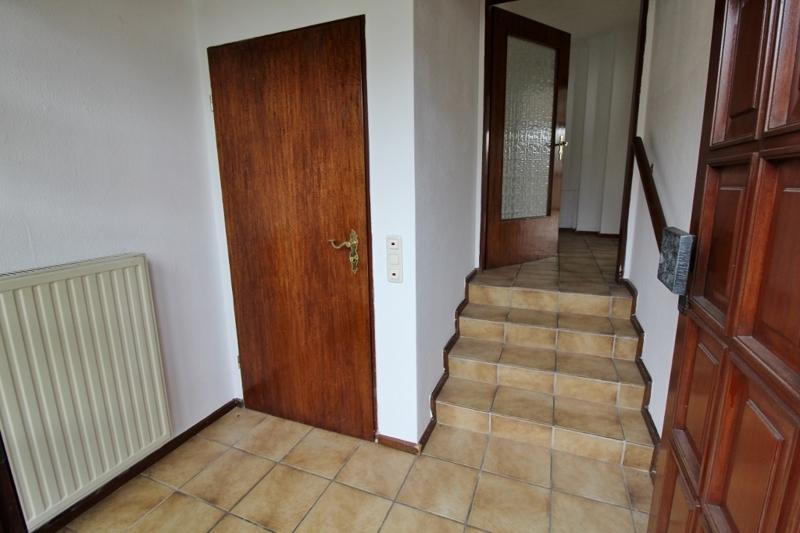 Eingang - Hinteres Haus