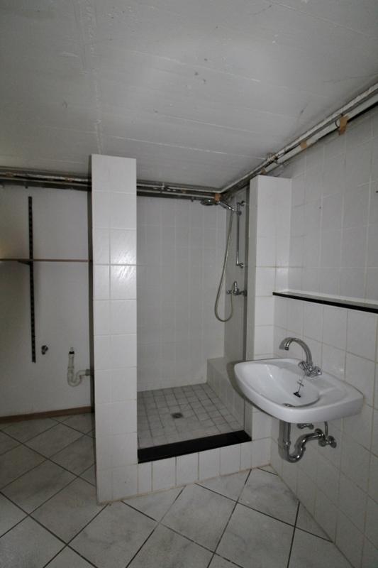 mit Dusche - Hinteres Haus